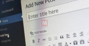 cara posting artikel di WordPress dengan menggunakan file Docx